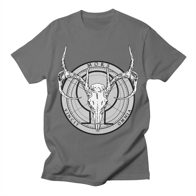 Of Things Long Past - Mors Vincit Omnia V Men's T-Shirt by lostsigil's Artist Shop