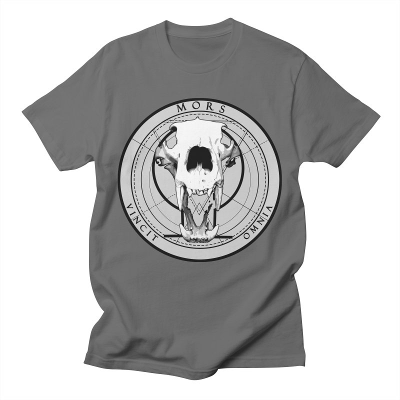 Of Things Long Past - Mors Vincit Omnia VI Men's T-Shirt by lostsigil's Artist Shop