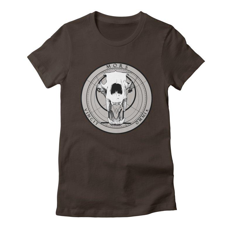 Of Things Long Past - Mors Vincit Omnia VI Women's T-Shirt by lostsigil's Artist Shop