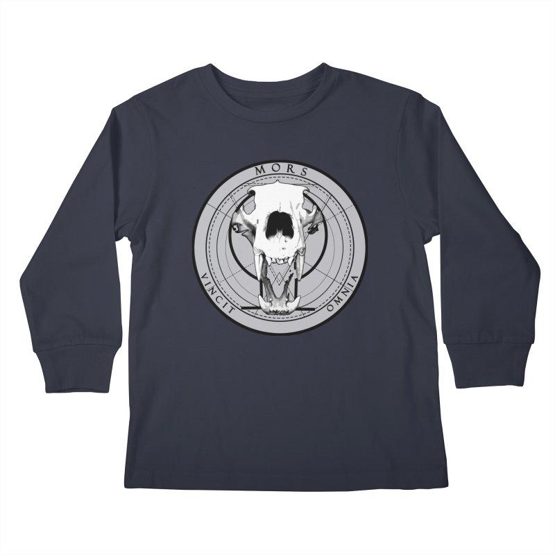 Of Things Long Past - Mors Vincit Omnia VI Kids Longsleeve T-Shirt by lostsigil's Artist Shop