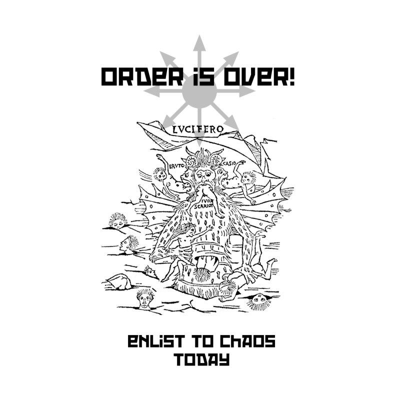Enlist to Chaos Men's T-Shirt by lostsigil's Artist Shop