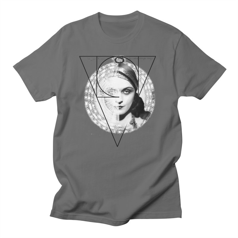 Homuncula: Pola Negri Men's T-Shirt by lostsigil's Artist Shop