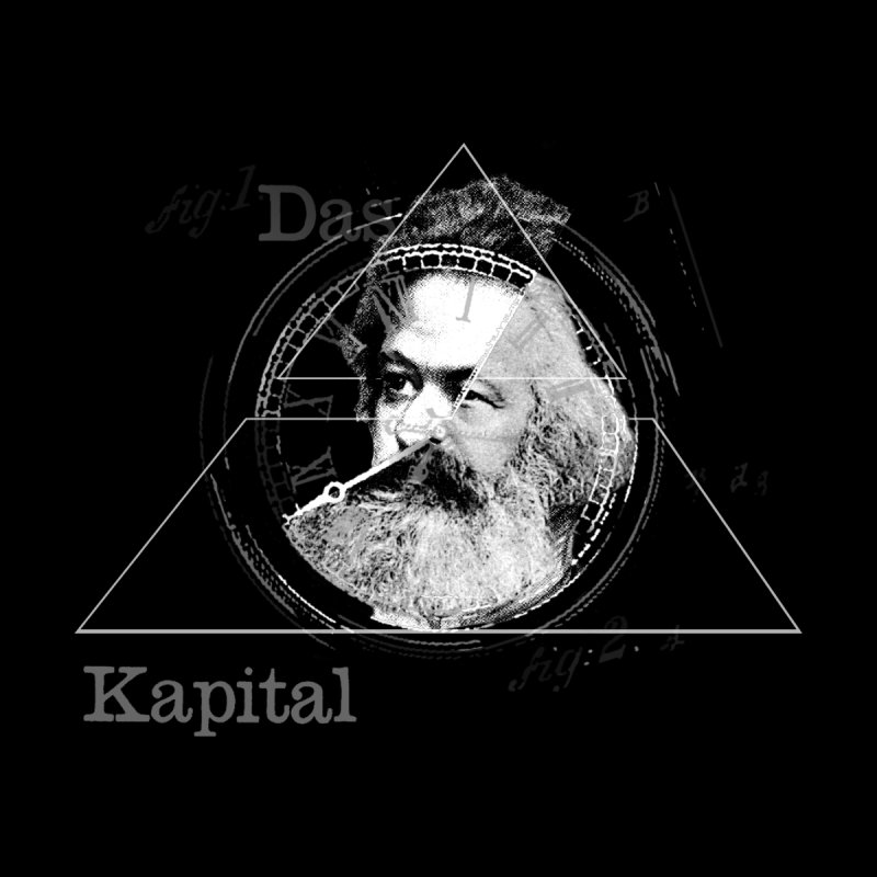The Time of Marx Dark by lostsigil's Artist Shop