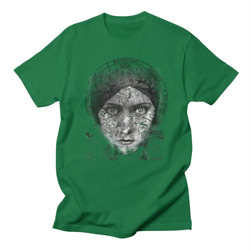 The Eyes of Alchemy Men's T-Shirt by lostsigil's Artist Shop