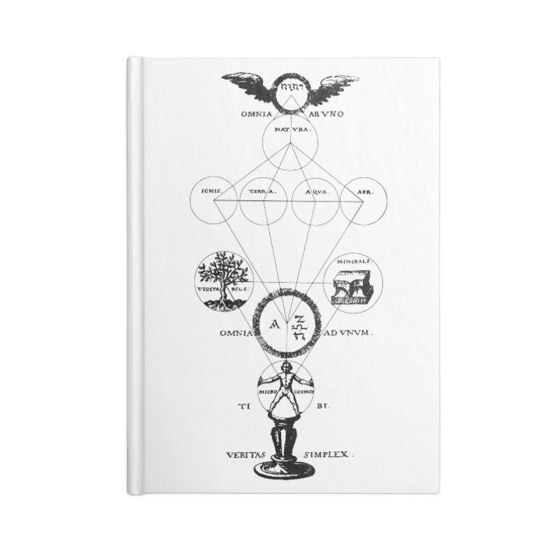 The Origins of Alchemy Accessories Notebook by lostsigil's Artist Shop