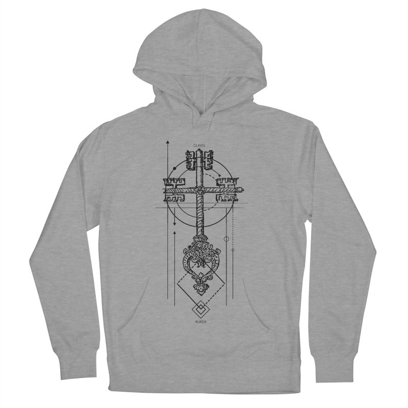 The Key to Nowhere vol. 1 Women's French Terry Pullover Hoody by lostsigil's Artist Shop