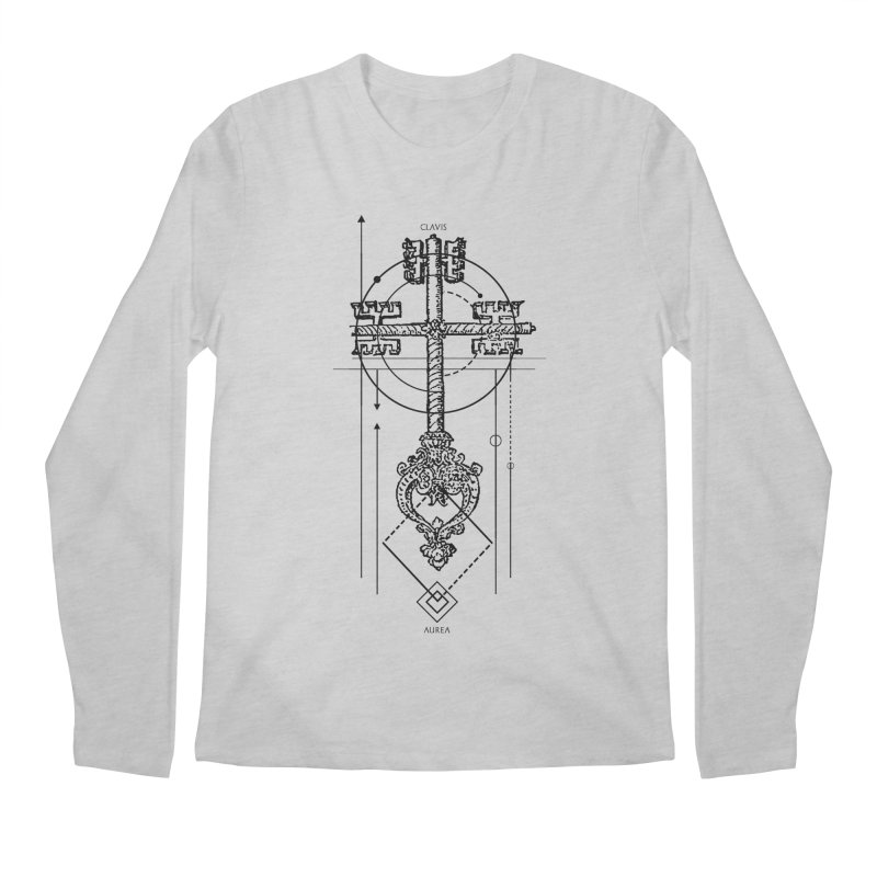 The Key to Nowhere vol. 1 Men's Regular Longsleeve T-Shirt by lostsigil's Artist Shop