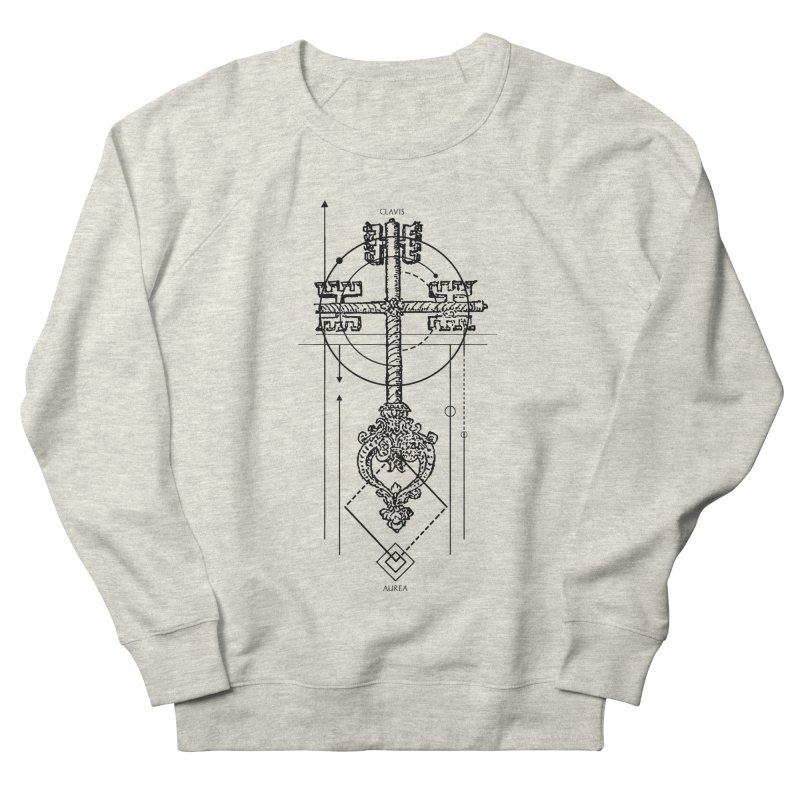 The Key to Nowhere vol. 1 Men's French Terry Sweatshirt by lostsigil's Artist Shop