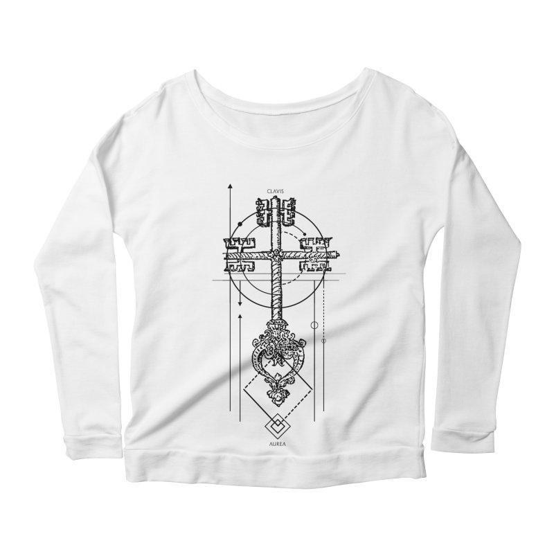 The Key to Nowhere vol. 1 Women's Scoop Neck Longsleeve T-Shirt by lostsigil's Artist Shop
