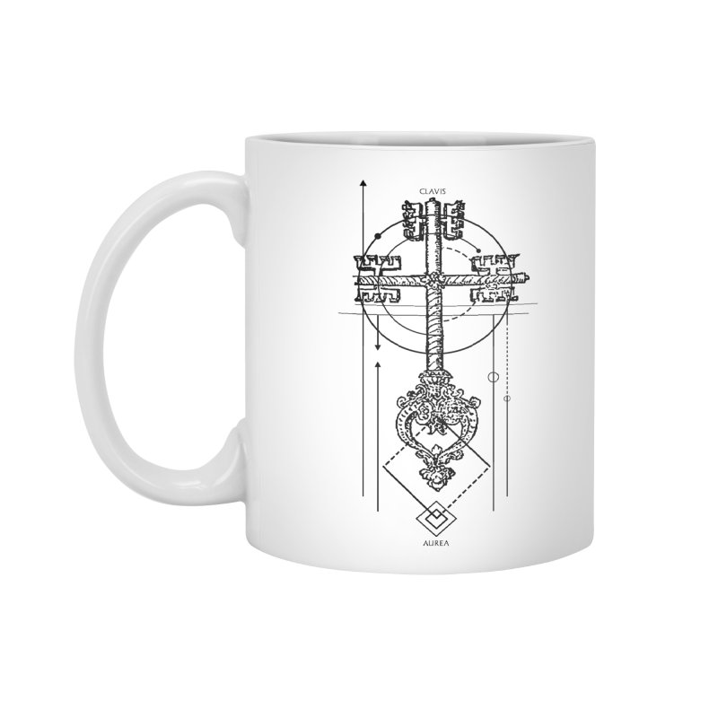 The Key to Nowhere vol. 1 Accessories Mug by lostsigil's Artist Shop