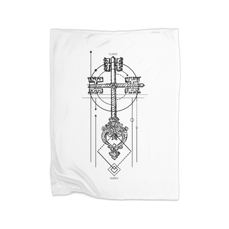 The Key to Nowhere vol. 1 Home Blanket by lostsigil's Artist Shop