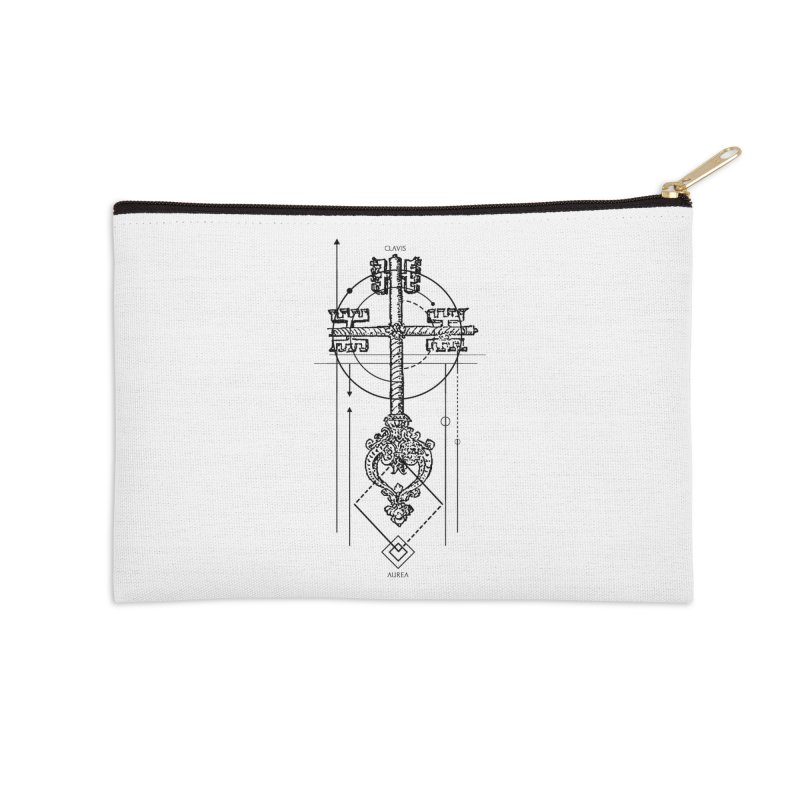 The Key to Nowhere vol. 1 Accessories Zip Pouch by lostsigil's Artist Shop
