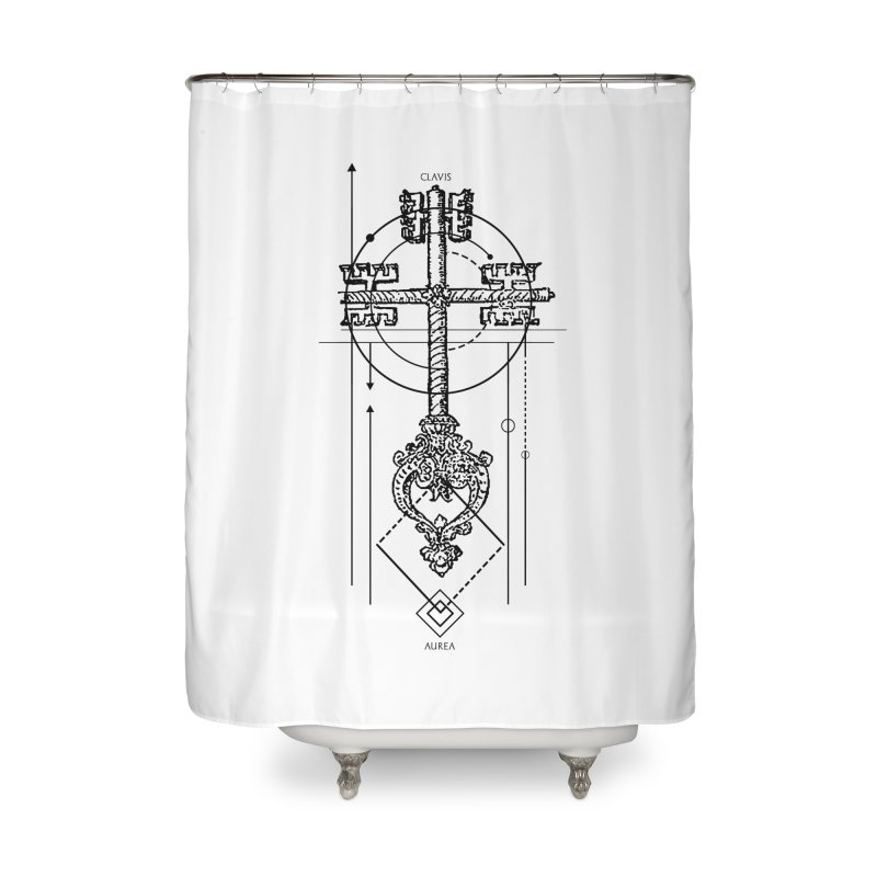 The Key to Nowhere vol. 1 Home Shower Curtain by lostsigil's Artist Shop