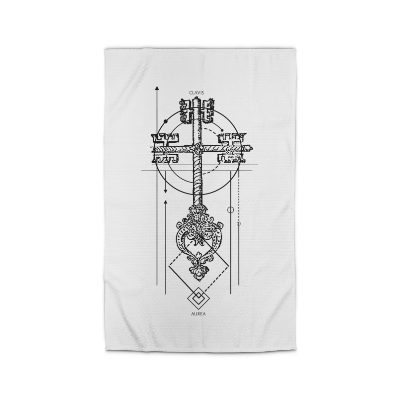 The Key to Nowhere vol. 1 Home Rug by lostsigil's Artist Shop