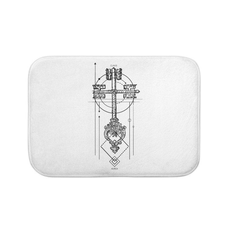 The Key to Nowhere vol. 1 Home Bath Mat by lostsigil's Artist Shop