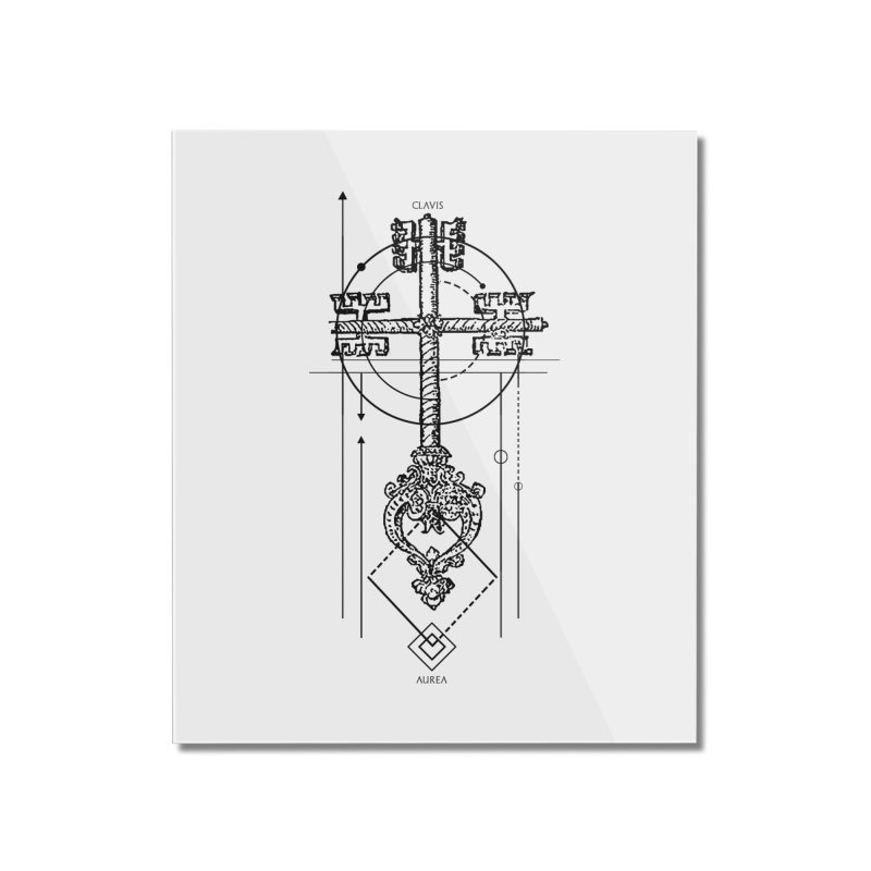 The Key to Nowhere vol. 1 Home Mounted Acrylic Print by lostsigil's Artist Shop