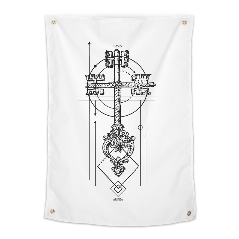 The Key to Nowhere vol. 1 Home Tapestry by lostsigil's Artist Shop