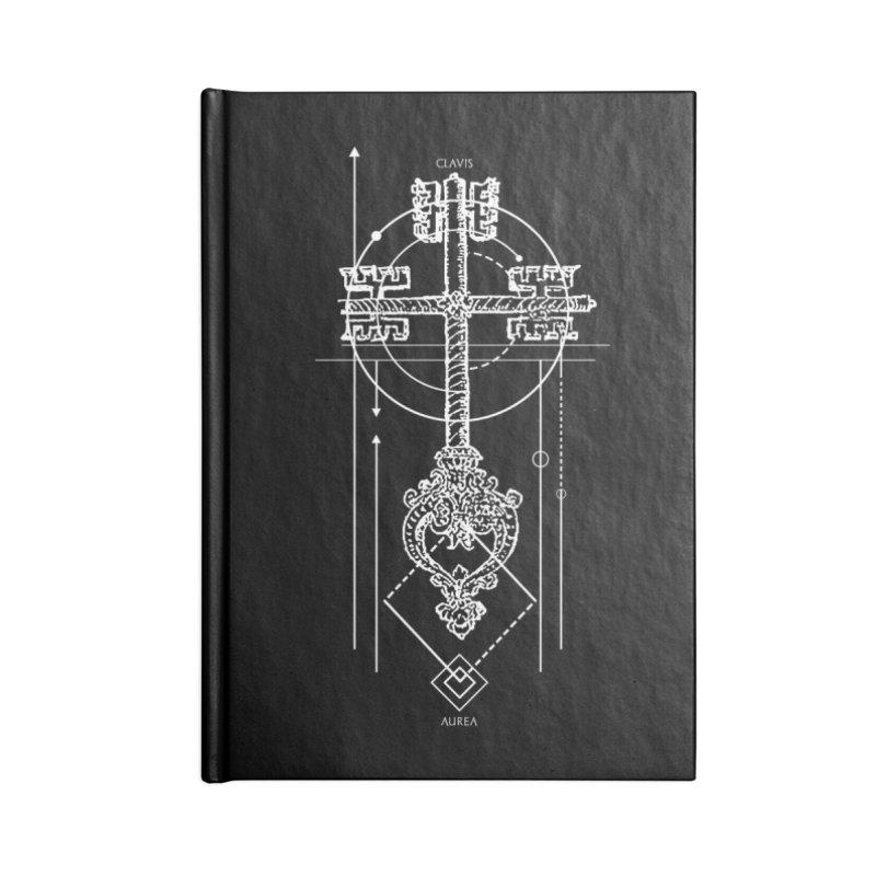 The Key to Nowhere vol. 1 dark Accessories Notebook by lostsigil's Artist Shop