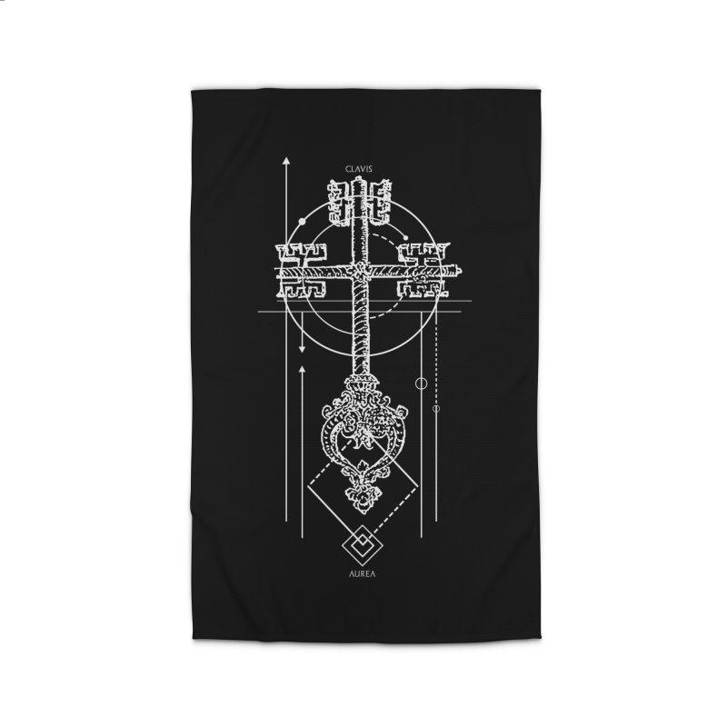 The Key to Nowhere vol. 1 dark Home Rug by lostsigil's Artist Shop
