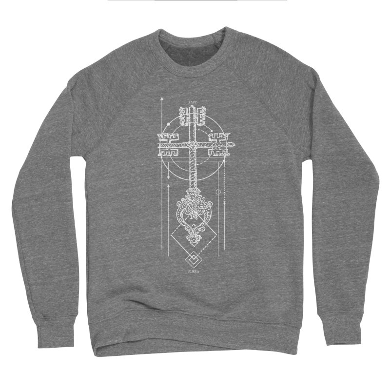 The Key to Nowhere vol. 1 dark Women's Sponge Fleece Sweatshirt by lostsigil's Artist Shop