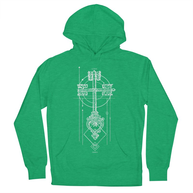 The Key to Nowhere vol. 1 dark Men's French Terry Pullover Hoody by lostsigil's Artist Shop
