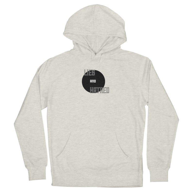 Lies and Hatred v2 Women's French Terry Pullover Hoody by lostsigil's Artist Shop