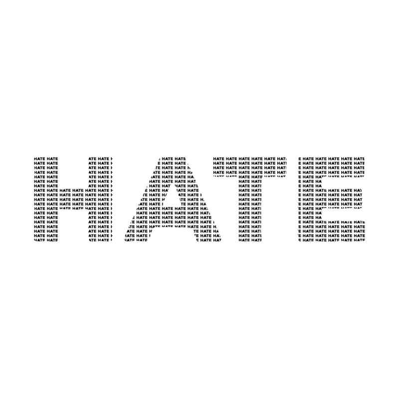 Hate v1 by lostsigil's Artist Shop