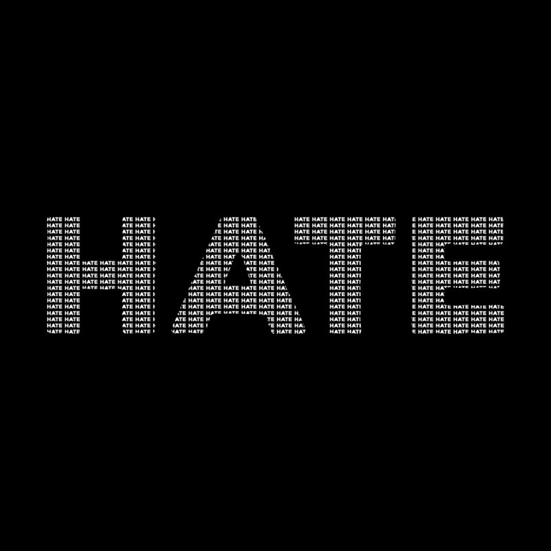 Hate v2 by lostsigil's Artist Shop