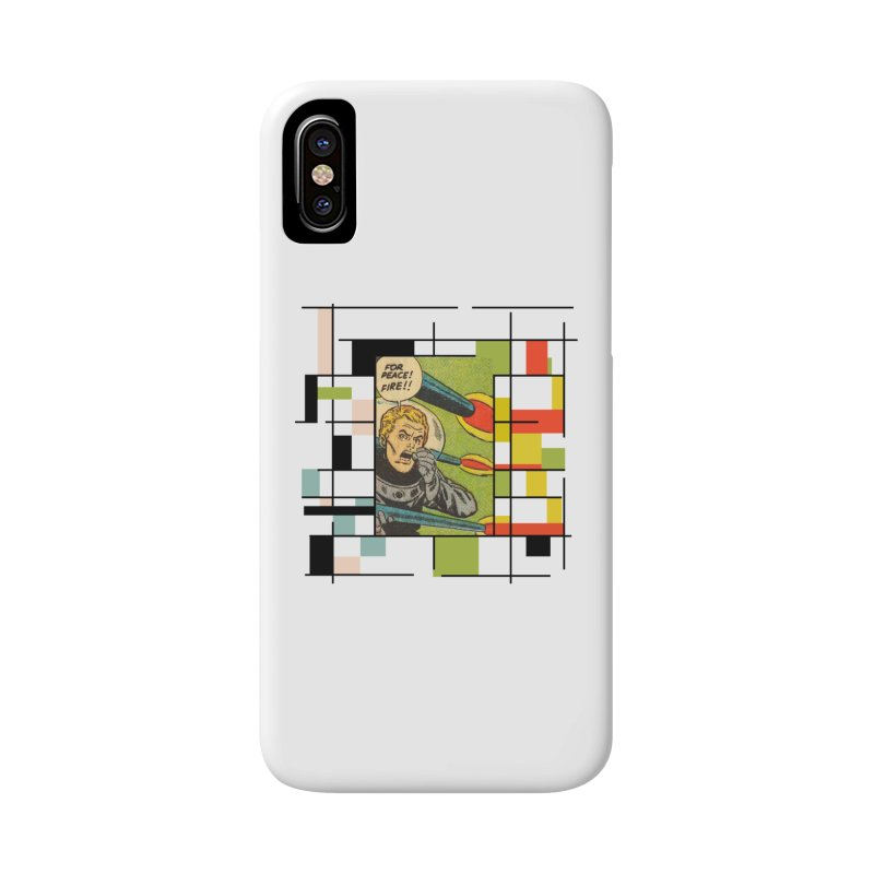 For Peace! Accessories Phone Case by lostsigil's Artist Shop