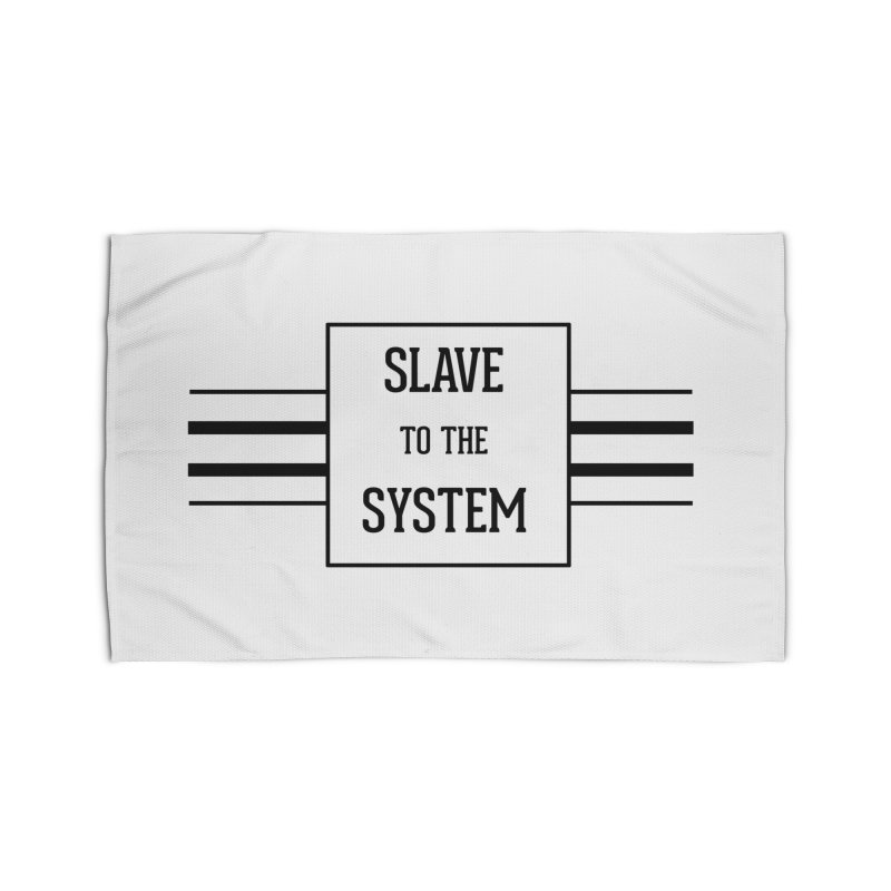 Slave to the System Home Rug by lostsigil's Artist Shop