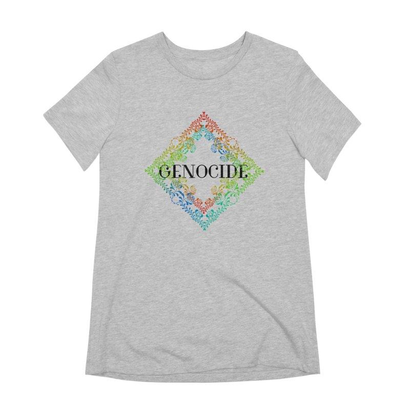 Genocide Women's Extra Soft T-Shirt by lostsigil's Artist Shop