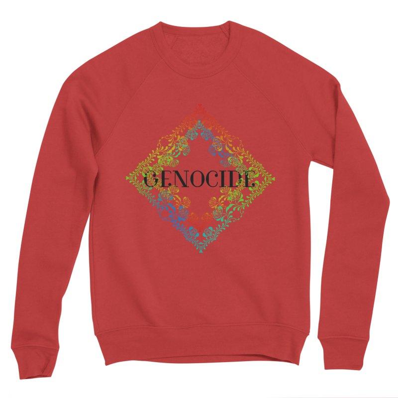 Genocide Men's Sponge Fleece Sweatshirt by lostsigil's Artist Shop