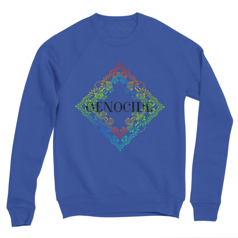 Genocide Women's Sponge Fleece Sweatshirt by lostsigil's Artist Shop