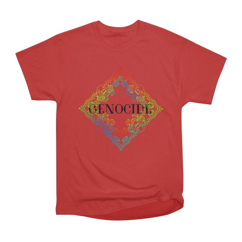 Genocide Men's Heavyweight T-Shirt by lostsigil's Artist Shop