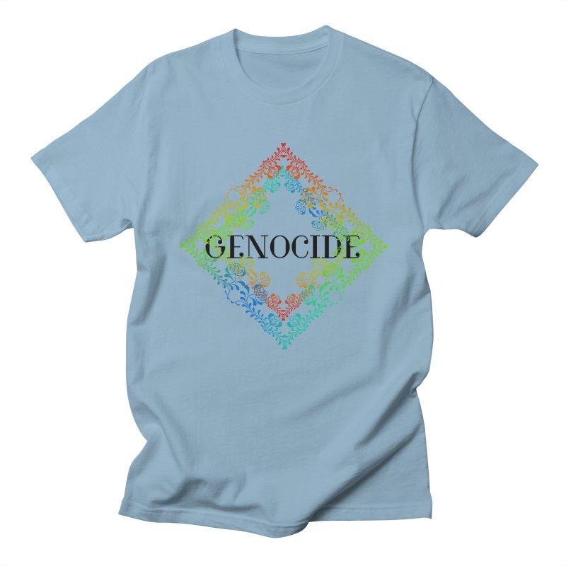 Genocide Women's Regular Unisex T-Shirt by lostsigil's Artist Shop