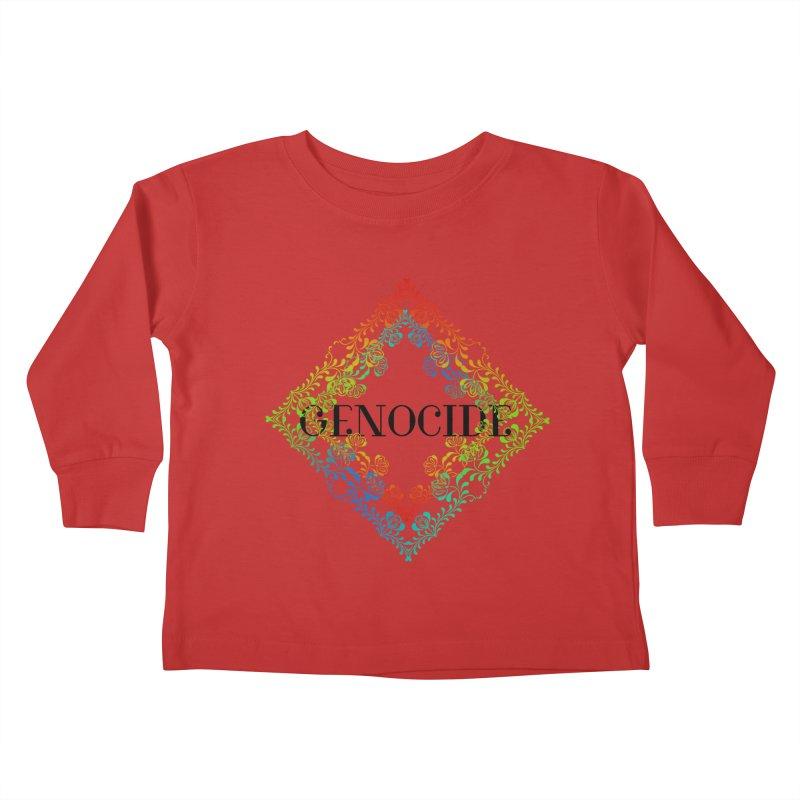 Genocide Kids Toddler Longsleeve T-Shirt by lostsigil's Artist Shop