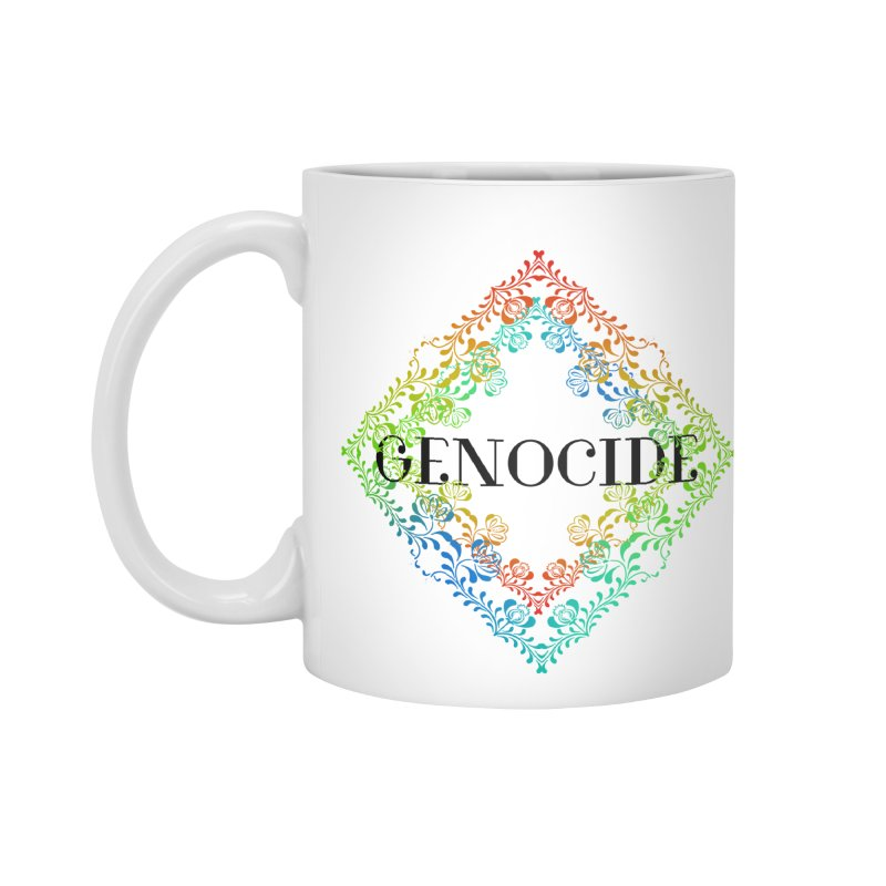 Genocide Accessories Mug by lostsigil's Artist Shop