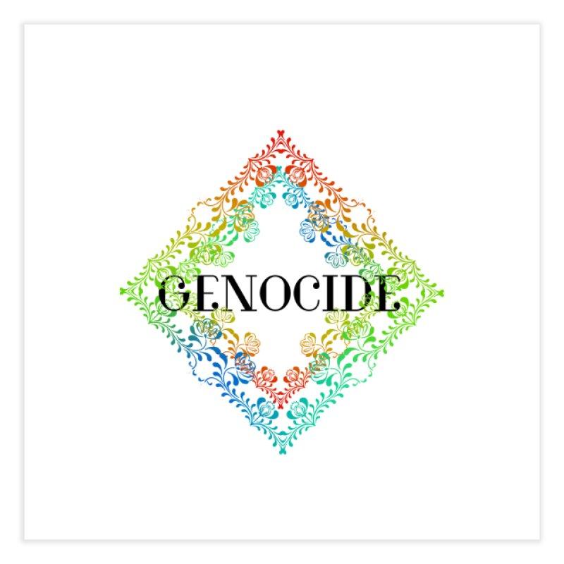 Genocide Home Fine Art Print by lostsigil's Artist Shop