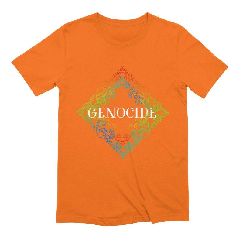 Genocide Dark Men's Extra Soft T-Shirt by lostsigil's Artist Shop
