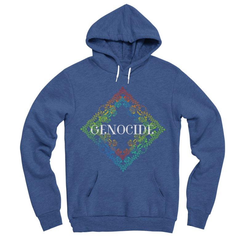 Genocide Dark Men's Sponge Fleece Pullover Hoody by lostsigil's Artist Shop