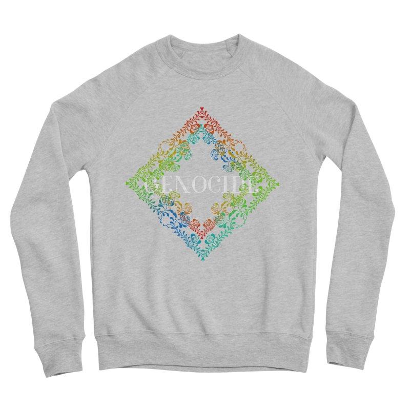 Genocide Dark Women's Sponge Fleece Sweatshirt by lostsigil's Artist Shop