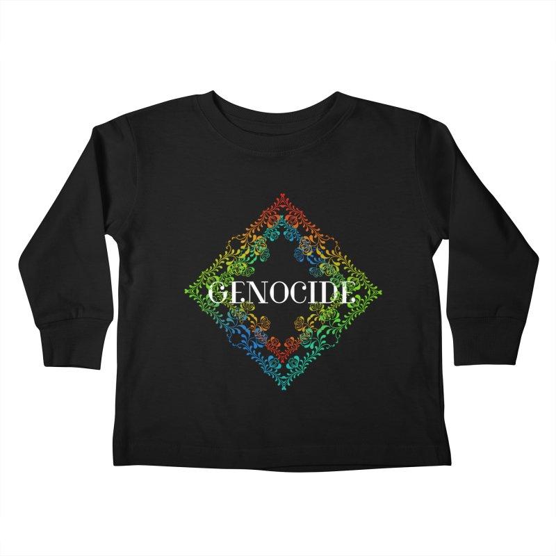 Genocide Dark Kids Toddler Longsleeve T-Shirt by lostsigil's Artist Shop