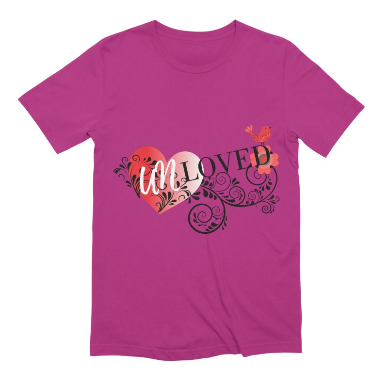 Unloved Men's Extra Soft T-Shirt by lostsigil's Artist Shop