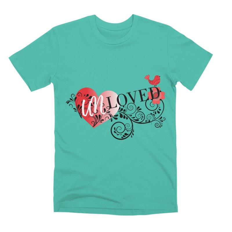 Unloved Men's Premium T-Shirt by lostsigil's Artist Shop