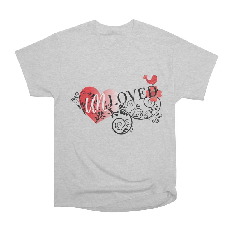 Unloved Men's Heavyweight T-Shirt by lostsigil's Artist Shop