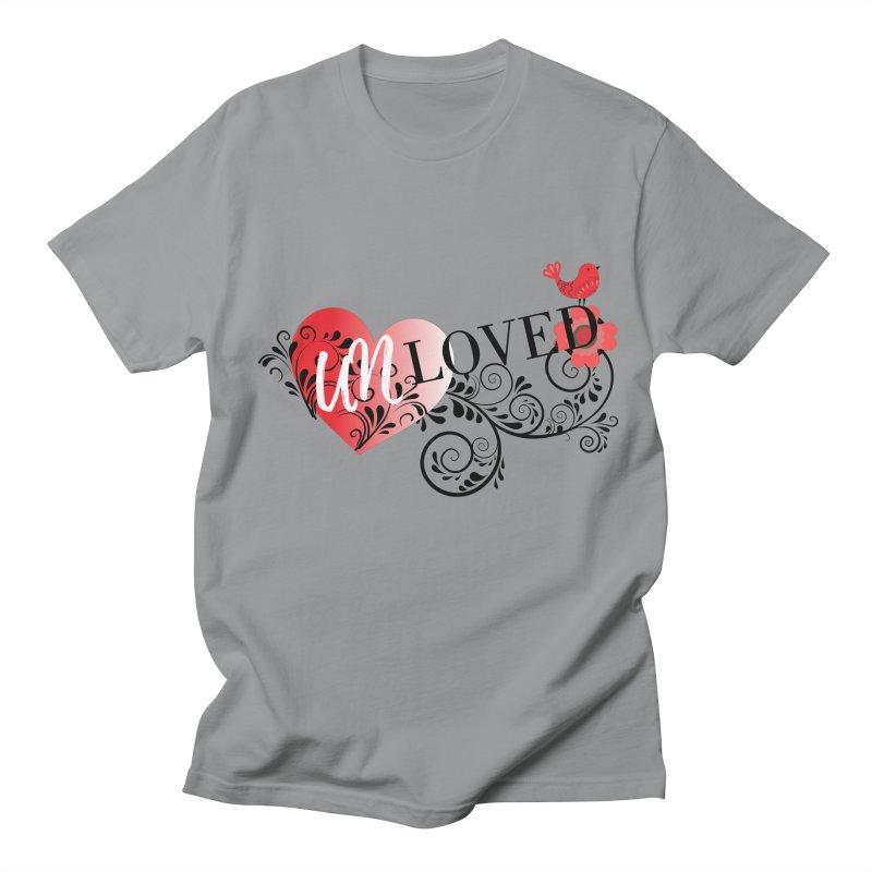 Unloved Men's Regular T-Shirt by lostsigil's Artist Shop