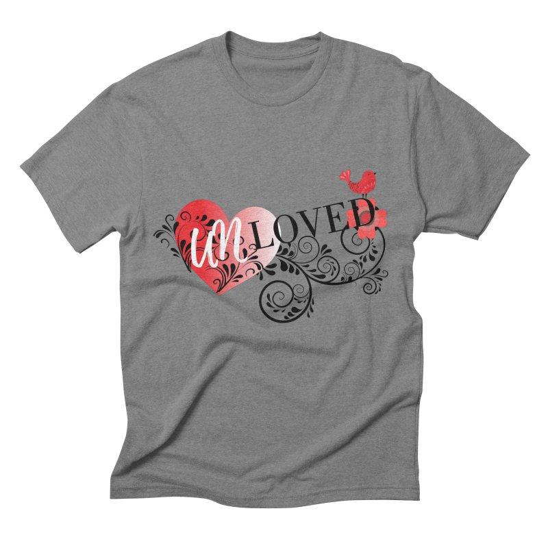 Unloved Men's Triblend T-Shirt by lostsigil's Artist Shop