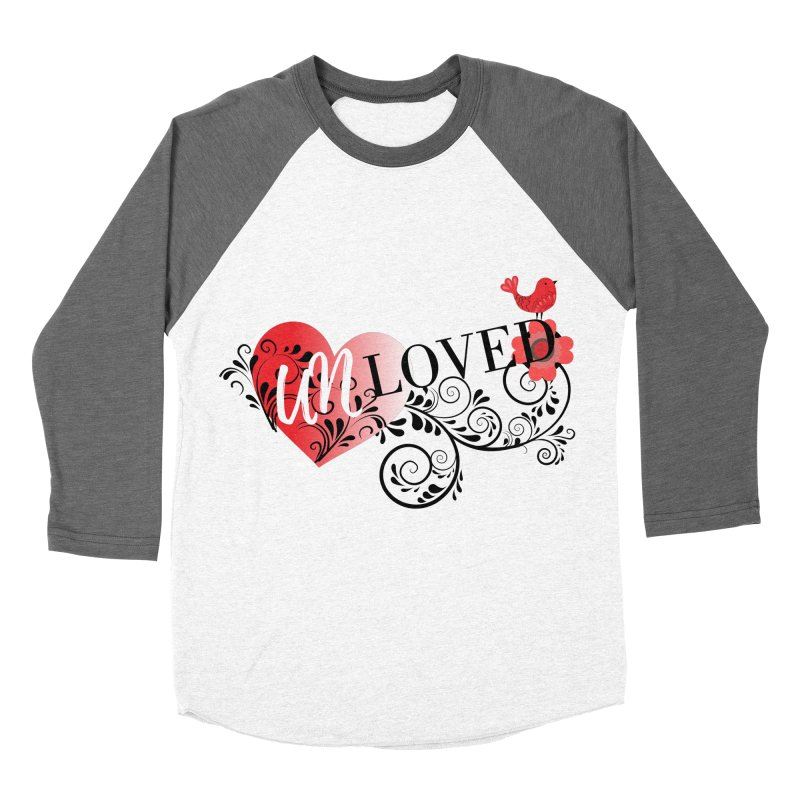 Unloved Women's Baseball Triblend Longsleeve T-Shirt by lostsigil's Artist Shop