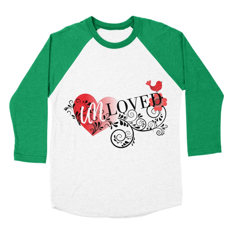 Unloved Women's Baseball Triblend Longsleeve T-Shirt by lostsigil's Artist Shop
