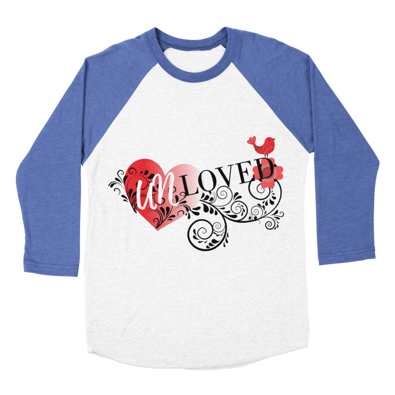 Unloved Men's Baseball Triblend Longsleeve T-Shirt by lostsigil's Artist Shop